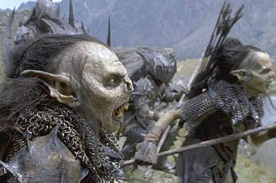 Orcs were hideous in so many ways. But they were simply corrupt descendants of elves